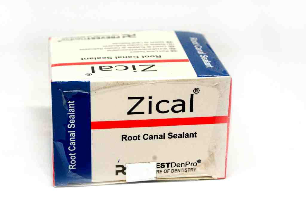 zical root canal sealant