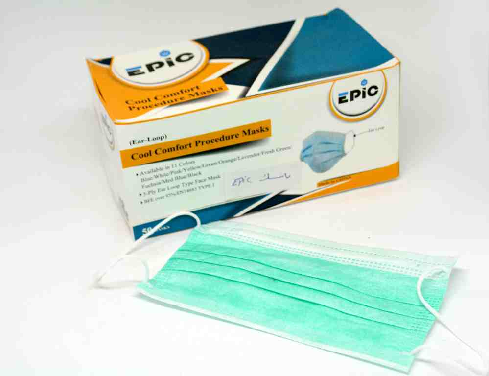 epic surgical mask