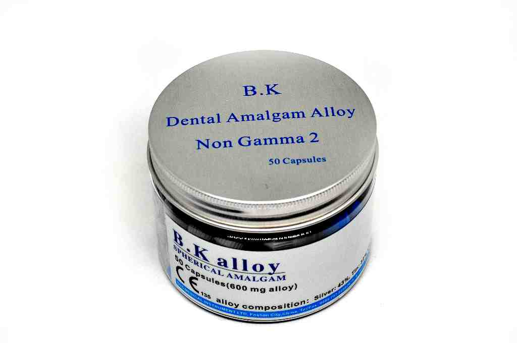 DENTAL AMALGAM ALLOY